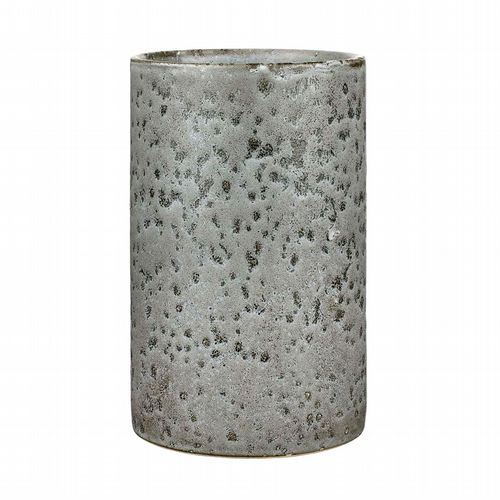 Stoneware Wine Cooler/Vase -  Grey